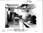 Cryptanalytic Equipment maintenance room